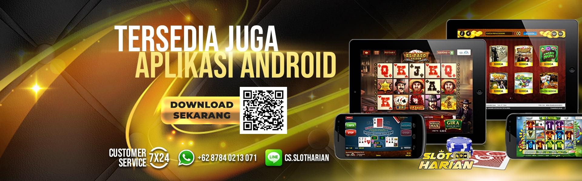 Slot Harian Aplikasi Android & Customer Service