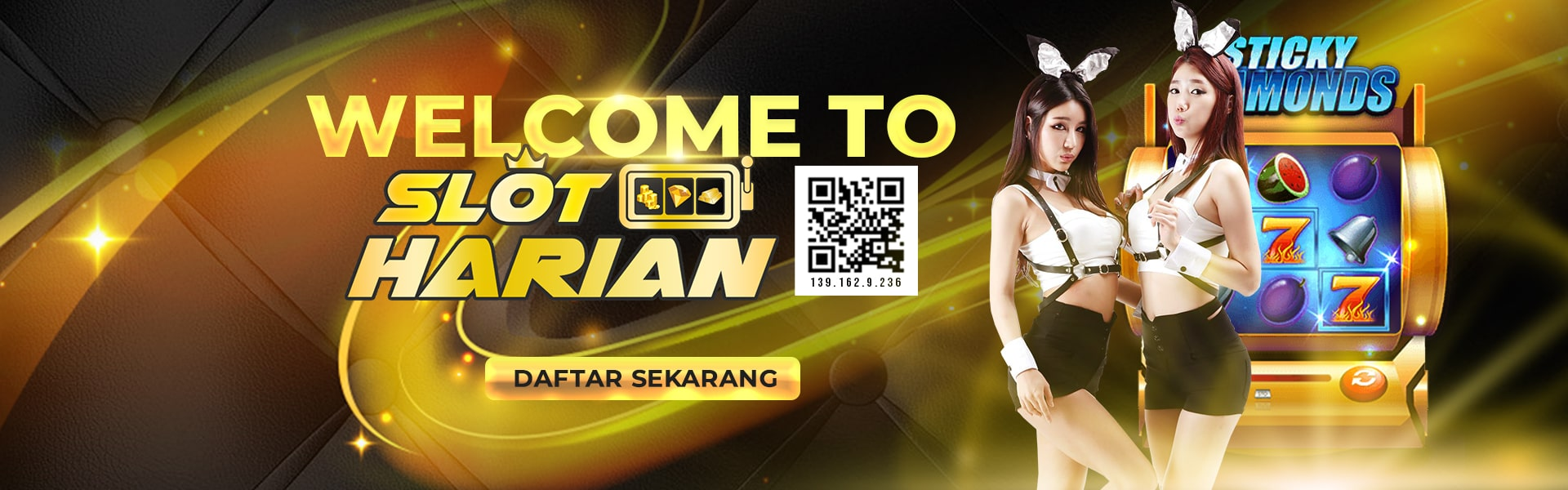 Welcome to Slot Harian